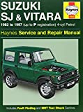 Suzuki Sj410/Sj413 (82-97) and Vitara Service and Repair Manual (Haynes Service and Repair Manuals)