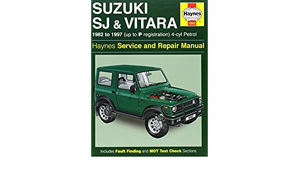 1997 suzuki sidekick service repair manual software