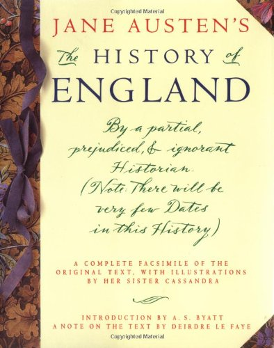 Read Online Jane Austen's The History of England PDF
