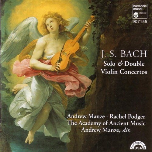 J.S. Bach: Concerto in D minor for Two Violins (BWV 1043): Vivace (Concerto For 2 Violins In D Minor)