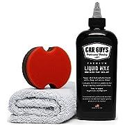#LightningDeal 75% claimed: CarGuys Liquid Wax