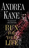 Run for Your Life, Andrea Kane, 0671036564
