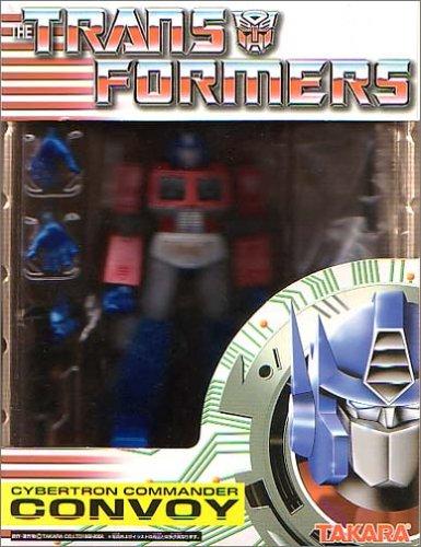 - Mega SCF Cybertron Commander Convoy Figure