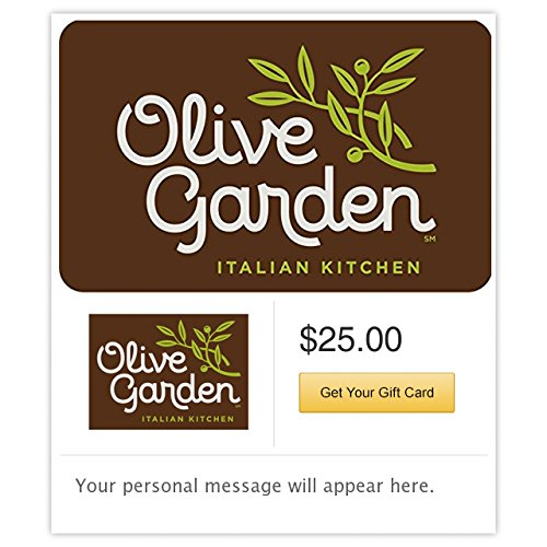 Top 9 Olive Garden Restaurant Gift Cards