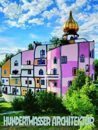 Grosser Hundertwasser Architektur Kalender 2014