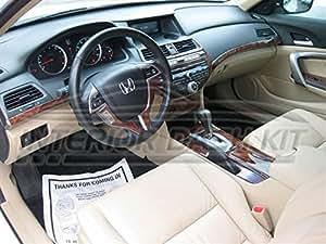 Honda accord sedan 4 door interior burl wood - 2010 honda accord coupe interior ...