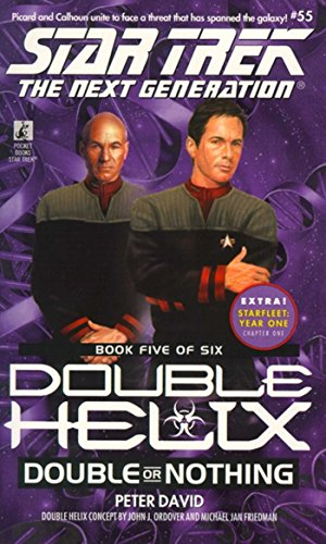- Double or Nothing: Double Helix #5 (Star Trek: The Next Generation Book 55)