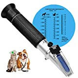 3-in-1 Animal Clinical Refractometer, Measuring