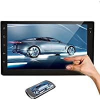 EinCar Android 5.1.1 Lollipop 2 Din Car Stereo with Quad Core 7 Capacitive Touch Screen GPS Navigation AM FM Radio Audio Receiver Support Mirrorlink/WiFi/Bluetooth/1080P video