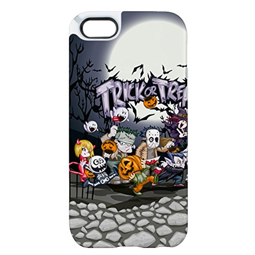 iPhone 5 or 5S Tough Candy Case Halloween Trick or Treat Costumes (Werewolf Outfits Halloween)