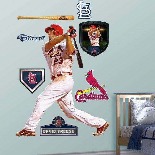 Fathead MLB St. Louis Cardinals David Freese