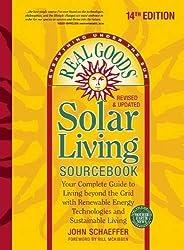 Solar living sourcebook by John Schaffer