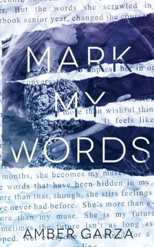 book cover of Mark My Words