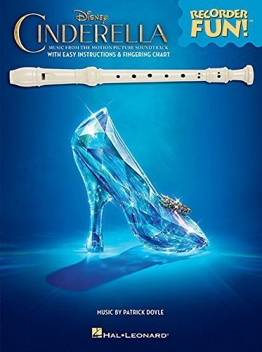 Cinderella - Recorder Fun!(TM): Music from the Disney Motion Picture Soundtrack PDF