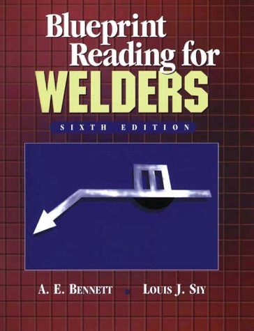 Blueprint Reading for Welders - Glasses Reading Recycle
