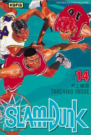 Read Online Slam Dunk, tome 14 pdf