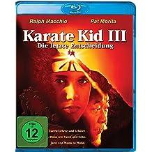 The Karate Kid Part III Blu-ray