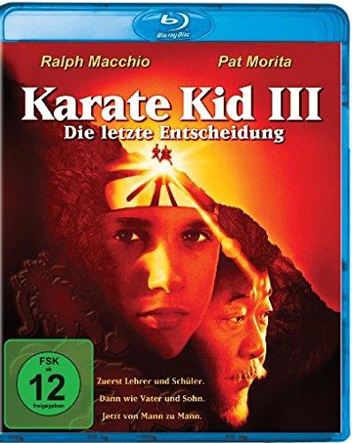 The Karate Kid Part III Blu-ray (Germany Import Region Free)