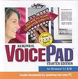 Kurzweil VoicePad Starter Edition
