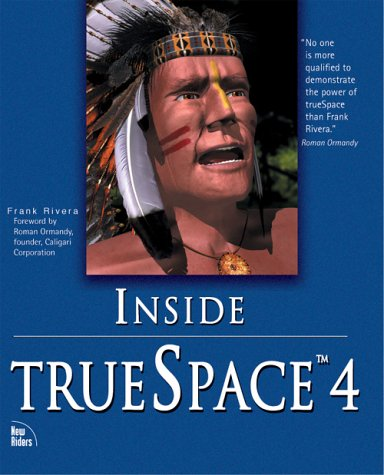 Inside TrueSpace 4, w. CD-ROM