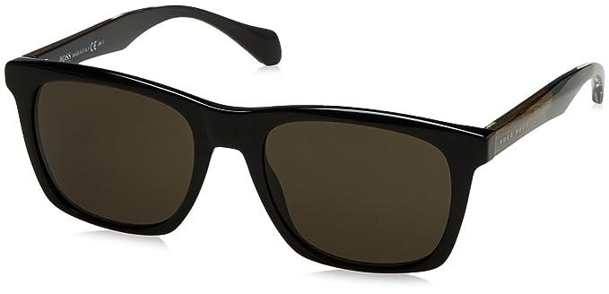 BOSS Hugo 0911/S NR 1YS, Gafas de sol Unisex-Adulto, Negro ...