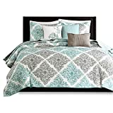 Madison Park Quilt Modern Classic Design All