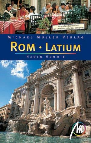 Rom /Latium. Reisehandbuch mit vielen praktischen Tipps, Kunst & Kultur