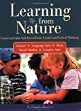 Learning from Nature: Cross-Curricular Activities to Foster Creative and Critical Thinking