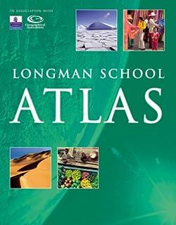 Buy longman school atlas book online at low prices in india.