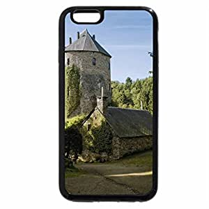 iPhone 6S / iPhone 6 Case (Black) Reinhardstein Castle