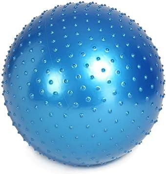 55 cm Gymnastikball Sitzball Fitnessball Büroball Pezziball Pumpe ANTI-BURST Gr
