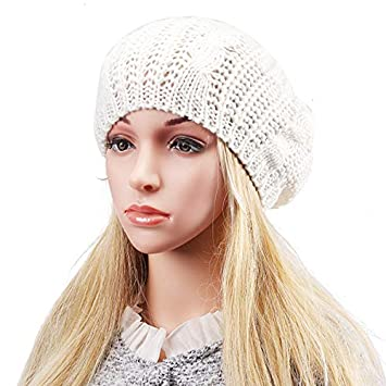 140859f25b994 Laliva Hot Sale 2018 Fashion Beautiful - Women Accessories - Women Ladies  Knitted Crochet Beanie Hat