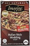 Imagine Organic Italian Style Wedding Soup - 17.3 oz
