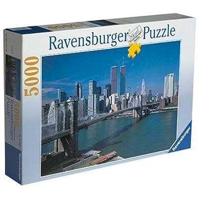 Ravensburger 17413 New York City Puzzle Da 5000 Pezzi