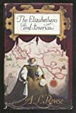 Front cover for the book The Elizabethans and America by A. L. Rowse