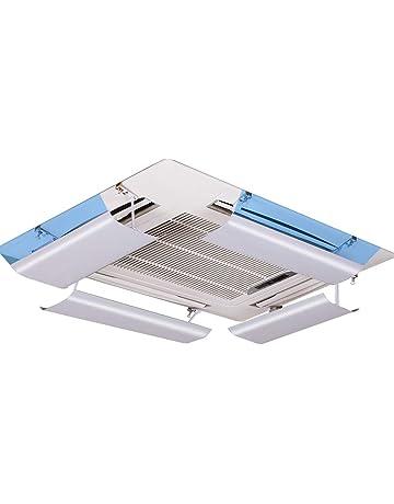 Deflector de aire acondicionado para aire acondicionado central en el techo,controlando el ángulo del