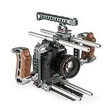 Ikan ES-T07-2 DSLR and Blackmagic Cinema Camera Rig (Tilta) (Silver)