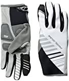White Women's Cycling Gloves