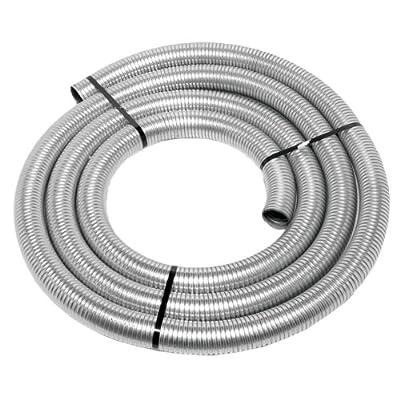 "Walker (40000) 1"" Diameter - 25' Galvanized Flex Tube: Automotive"