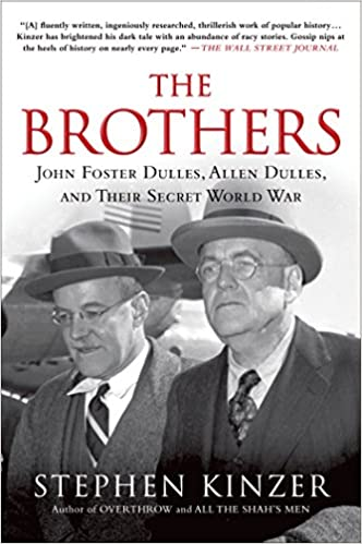 Image result for Photos of the Dulles Brothers John F and Allen W