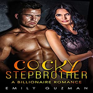 Cocky Stepbrother Audiobook