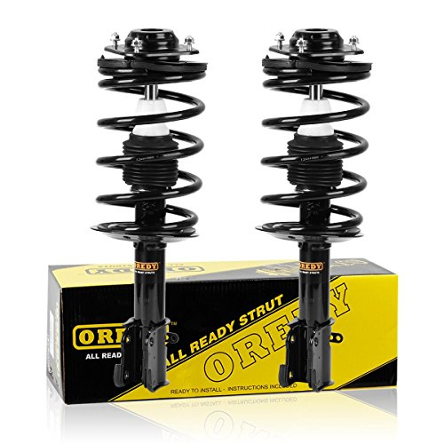 - OREDY Front Set Complete Struts Assembly Shock Coil Spring Assembly Kit 171580 11350 Compatible with Dodge Neon 2000 2001 2002 2003 2004 2005/Chrysler Neon 2000 2001 2002