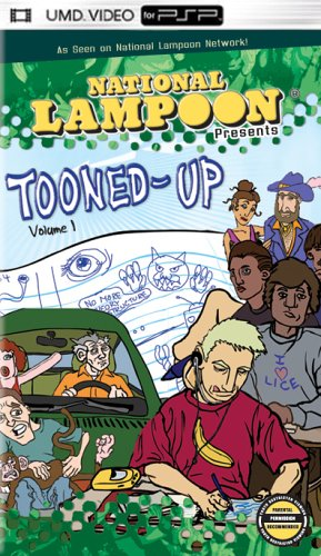 National Lampoon's Tooned-Up [UMD for PSP]