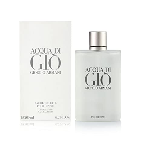 Acqua Gio Di For Giorgio Armani Men200ml WH9eIYED2b