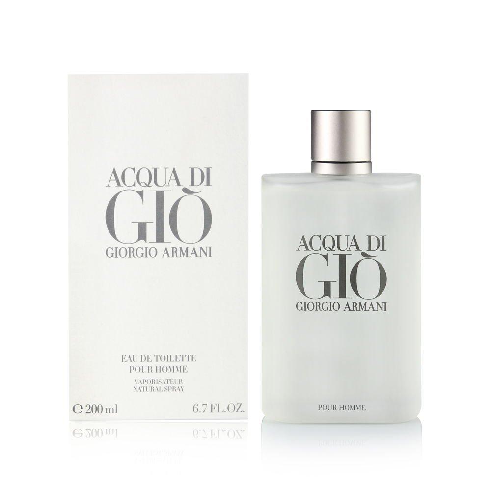 Acqua Di Gio Pour Homme By Giorgio Armani Eau-de-toilette Spray, 6.7 Fl Oz by GIORGIO ARMANI (Image #1)