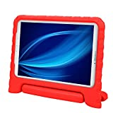 """NEWSTYLE Samsung Galaxy Tab E Lite 7.0 Case - EVA Shock Proof Light Weight Kids Case Convertible Handle Super Protective Stand Cover for Samsung Galaxy Tab E Lite 7-inch & Tab 3 Lite 7.0"""", Red"""