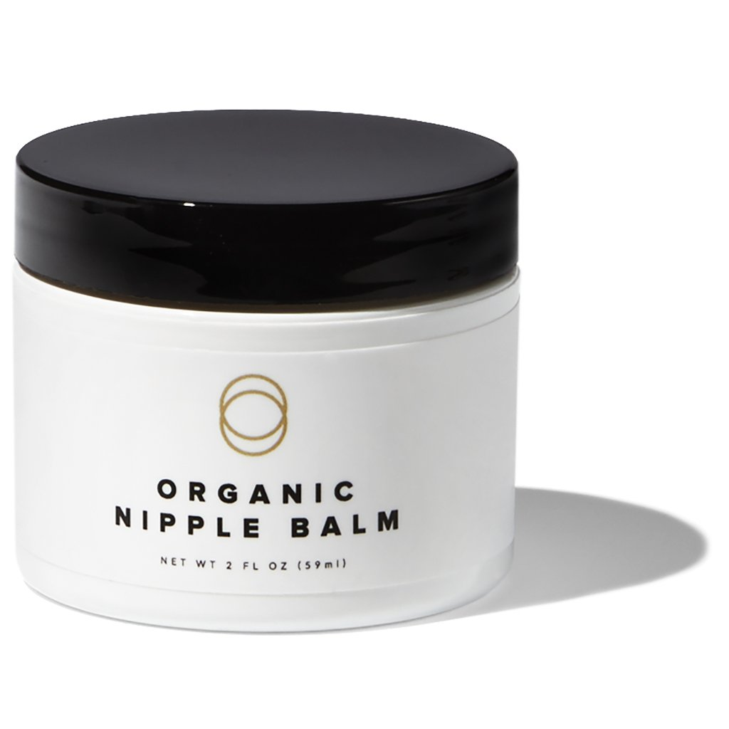 Cora Organic, Lanolin-Free, Baby-Safe Nipple Cream/Nursing Balm Soothes Nipples Naturally For Safe, Comfortable Breastfeeding.
