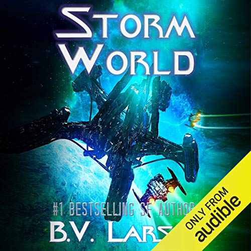 Pdf Science Fiction Storm World: Undying Mercenaries, Book 10