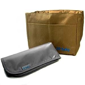 Amazon Com Kf Baby Diaper Bag Insert Organizer 9 6 X 5