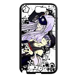 Samsung Galaxy N2 7100 Cell Phone Case Black Black Butler Personalized Phone Case Covers Clear CZOIEQWMXN25382